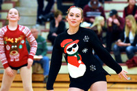 Morningside Dance Team with a dash of  Holiday Spirit