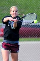 Sioux Falls Women's Tennis at Morningside
