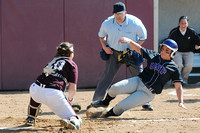Sioux Falls Cougar Softball at Morningside