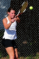 Missouri Western State Tennis at Morningside