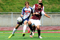 MidAmerica Nazarene Men's Soccer at Morningside