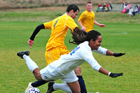 Mount Marty Men's Soccer at Briar Cliff