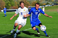 Dakota Wesleyan Men's Soccer at Briar Cliff