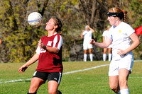 Morningside Women's Soccer at Briar Cliff
