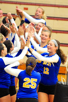 Valley City Volleyball vs Briar Cliff