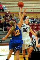 Dakota State Women Trojans at Morningside Mustangs