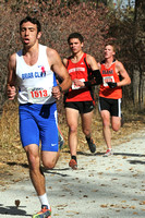 BCU Men's X-Country Briar Cliff Invite