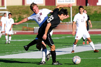 Nebraska Wesleyan Men's Soccer at Morningside