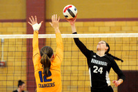 Briar Cliff Volleyball at Morningside